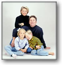 The Meyers Family Portrait Photography